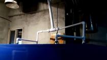 东港某洗浴中心45W大卡热水炉