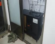 辽宁某4S店民用锅炉供热现场