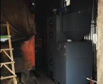 抚顺某地板厂500KG蒸汽发生器(方型)