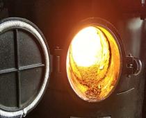 辽宁某公司500KG生物质蒸汽发生器