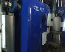 吉林某洗浴中心改造生物质锅炉现场